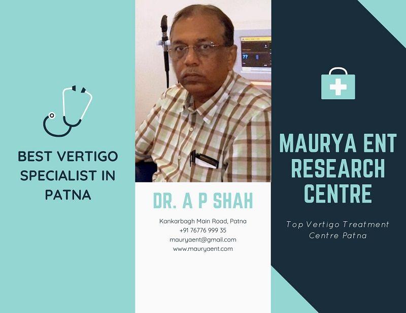 Vertigo Specialist in Patna