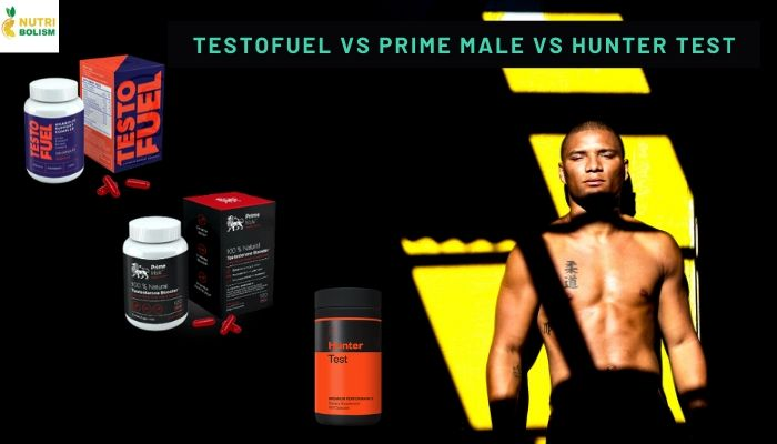 TestoFuel vs Prime Male vs Hunter Test | Battle of Real T-Booster