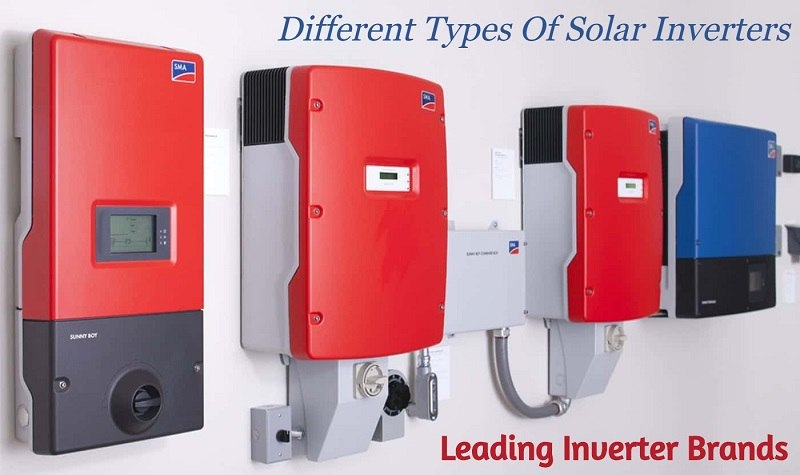 Different Types of Solar Inverters | Leading Brands in Australia