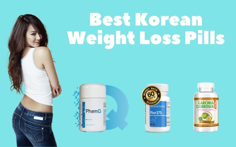 Best Korean Weight Loss Pills to Burn Fat & Lose Extra Weight