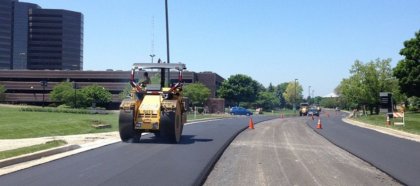 Commercial Asphalt Repair Services With #1 Asphalt Paving Company