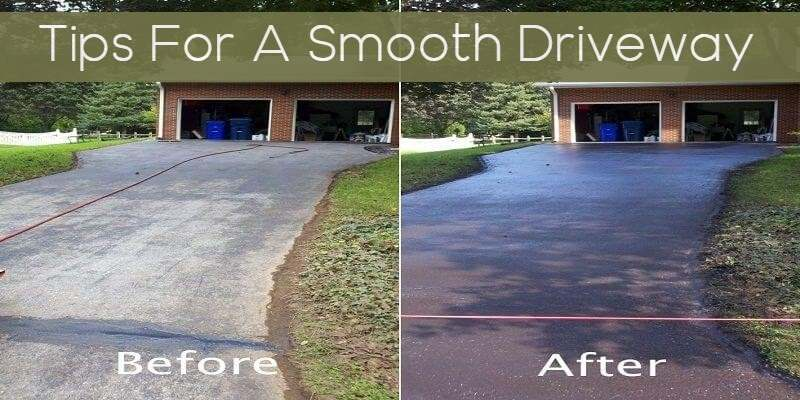 Asphalt Driveway Maintenance Tips for a Long-Lasting Driveway