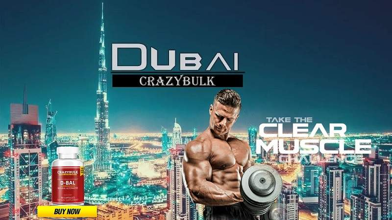 Crazy Bulk UAE | Where To Buy Legal Steroids in Dubai?