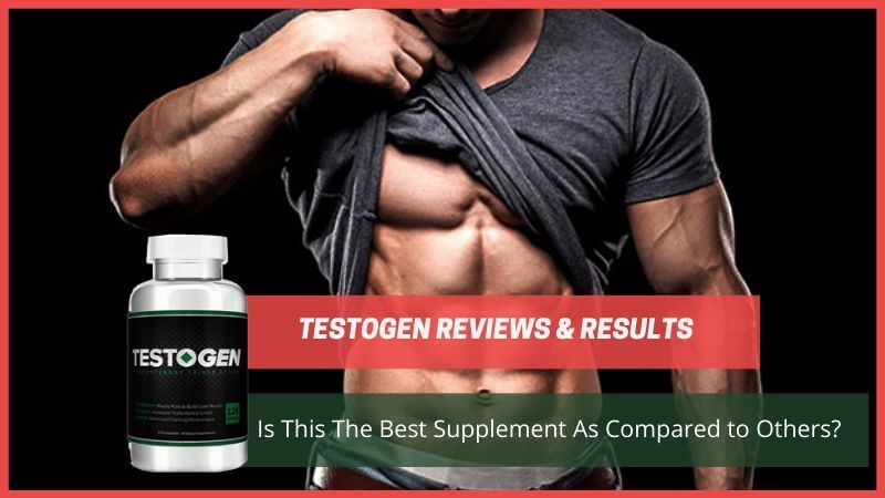 Is TestoGen The Best Supplement As Compared to Others?