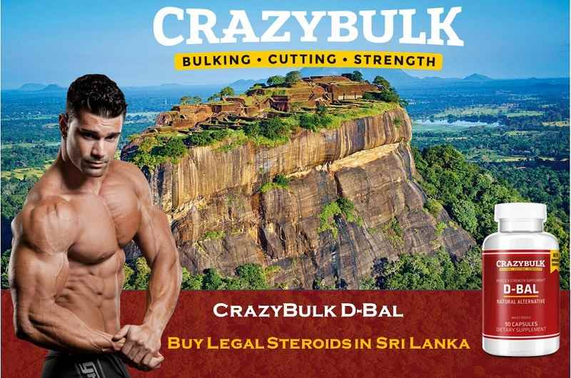 Crazy Bulk Sri Lanka Review – Where to Buy D-Bal on Sale?