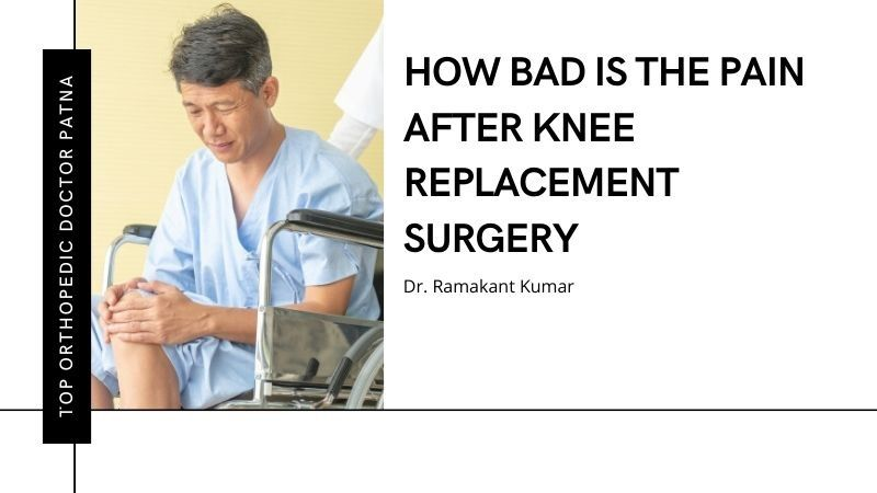 Sharp Pain after Knee Replacement | How to Reduce Swelling after Knee Surgery