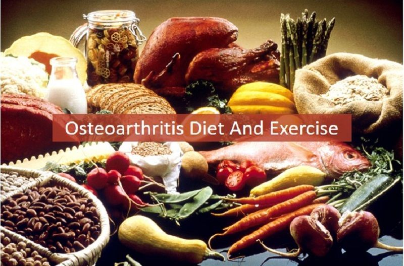 osteoarthritis diet and exercise