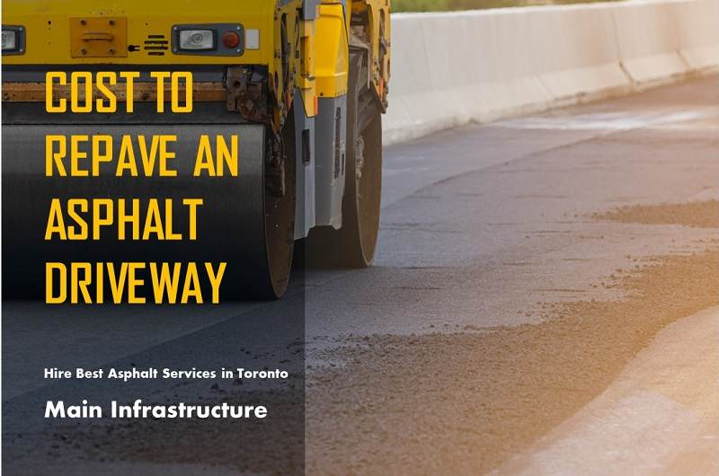 What Is the Average Cost to Repave an Asphalt Driveway?