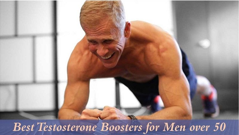 [Top 3] Best Testosterone Boosters for Older Men