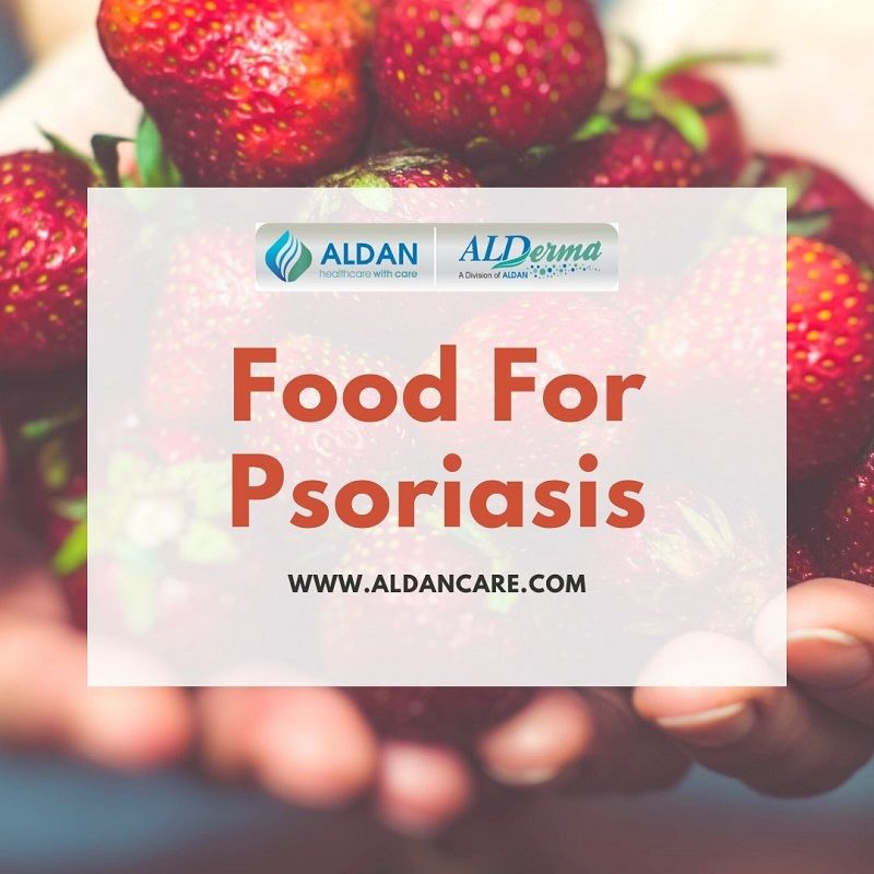 Food for Psoriasis | Psoriasis Diet Plan
