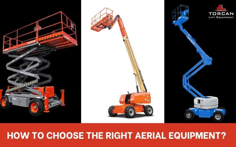 Scissor Lift Or Boom Lift Or Cherry Picker – Which One Do I Need?