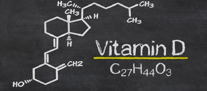 Vitamin D and testosterone