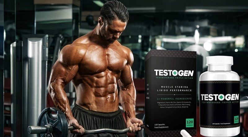 TestoGen Ingredients and Benefits | How Does It Really Work?