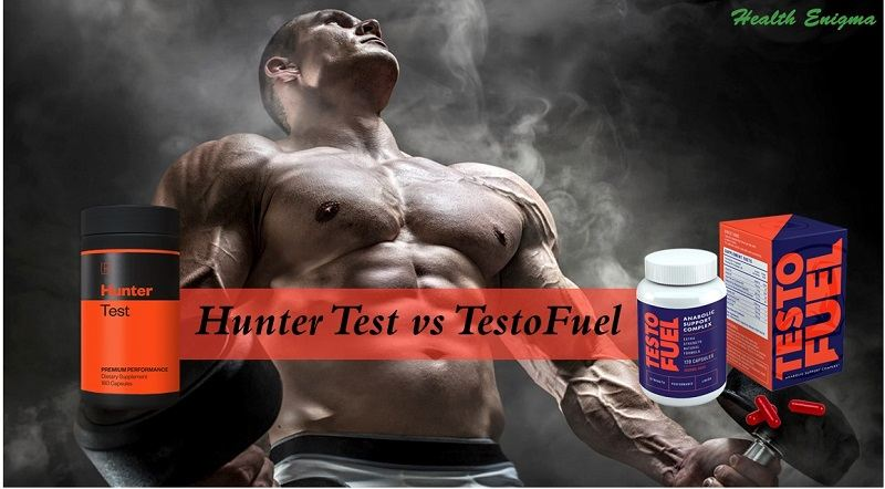 Hunter Test vs TestoFuel – Comparative Review of Best T-Boosters