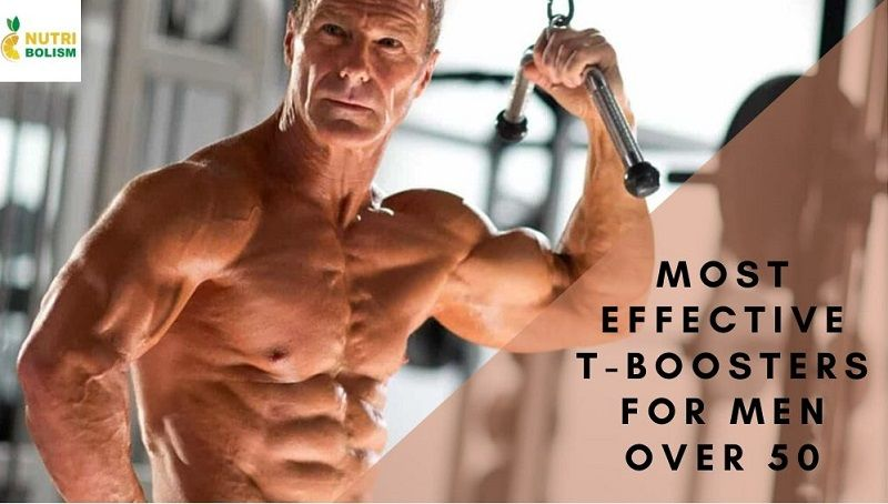 [Top 3] Best Testosterone Supplements for Males Over 50