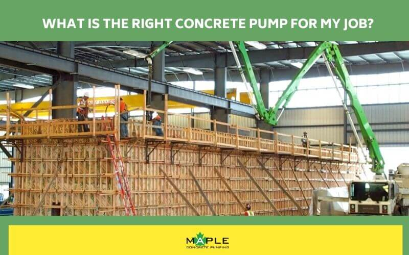 Which Kind Of Concrete Pump Is The Best Fit For Your Project?