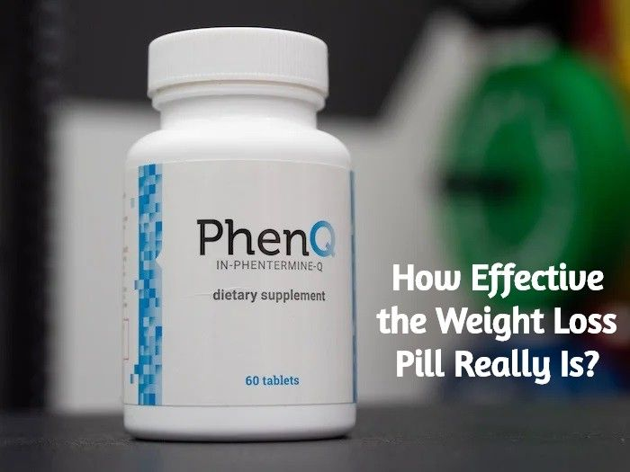 PhenQ Reviews | How Does the Weight Loss Pill Really Work?
