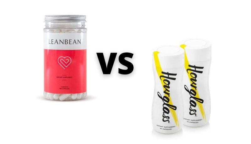 Hourglass Vs Leanbean – The Top 2 Fat Burners! Which Is Best?