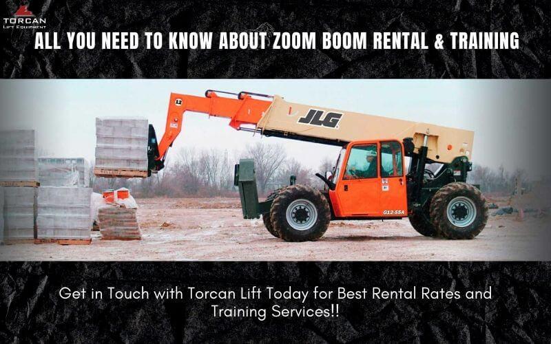 zoom boom rental