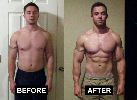 crazybulk-before-and-after