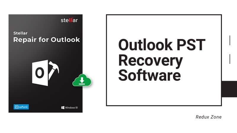 Stellar Outlook PST Repair Software – Best PST Repair Tool
