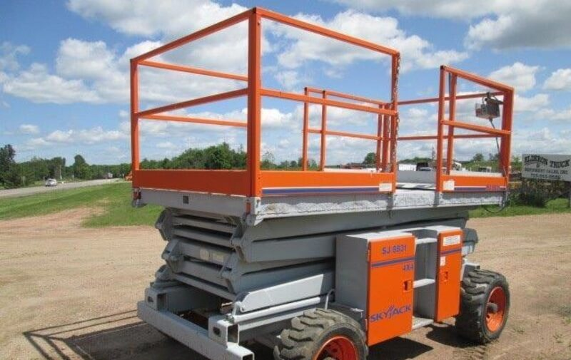 All You Need To Know About Scissor Lifts For Sale