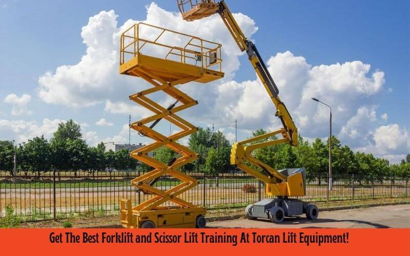 How to Get Safety Training for Forklift and Scissor Lift?