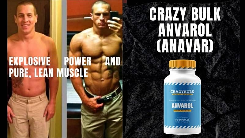 Crazy Bulk Anvarol Results, Benefits And User Testimonials