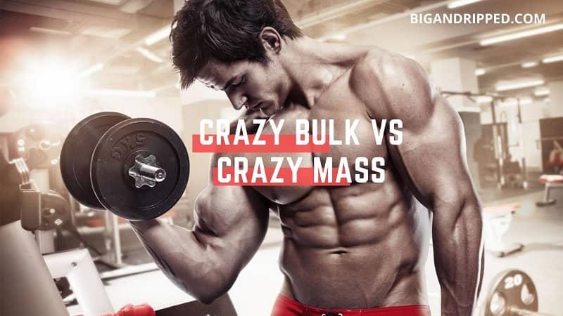 Crazy Mass vs Crazy Bulk