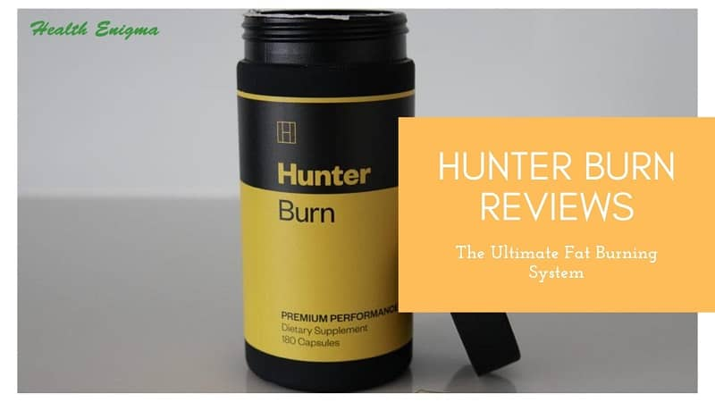 Hunter Burn Premium Fat Burner Reviews | Will It Really Help You Drop Pounds?