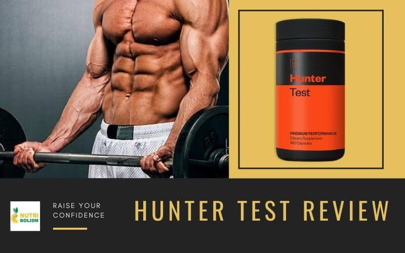 Hunter Test Review – Best T-Booster For Improved Muscle Mass