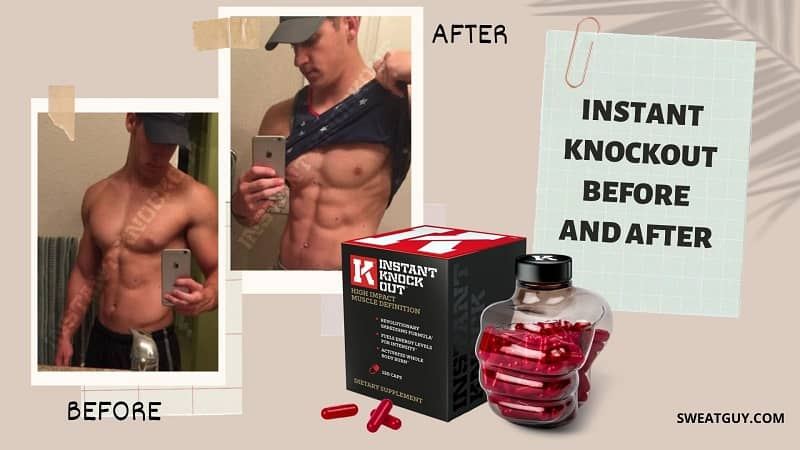 Knockout Fat Burner Review: Before And After Pics And Side Effects