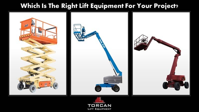 How Should You Choose the Best Aerial Lift Equipment?