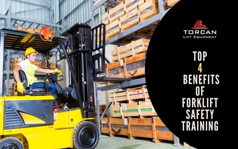 benefits of forklift training
