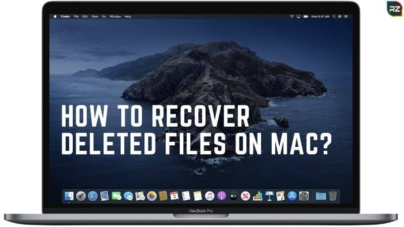 how to recover deleted files on Mac