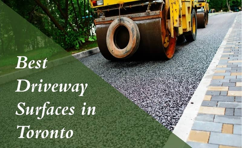 Best Driveway Surfaces for Your Home [Advantages and Useful Life]