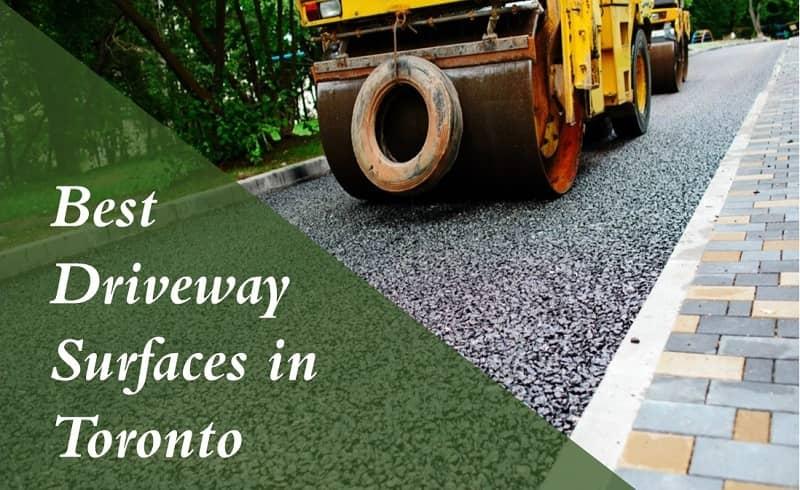 Best Driveway Surfaces