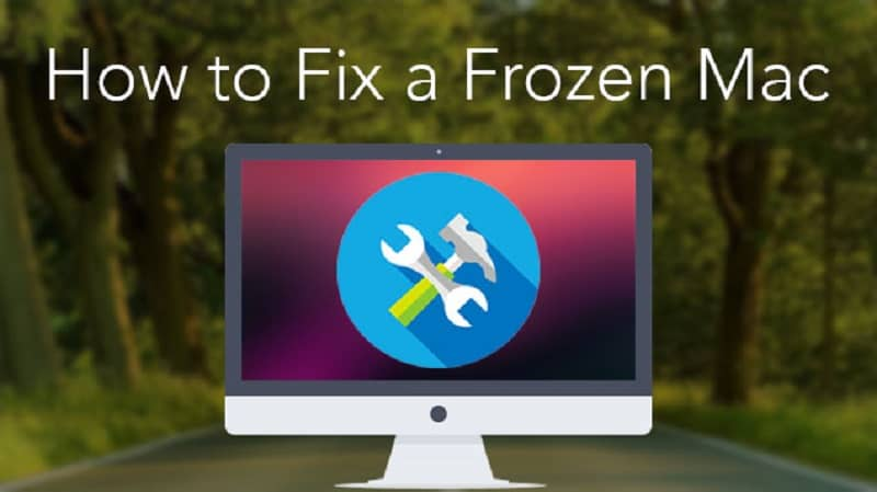 How to Fix Mac Frozen Error?