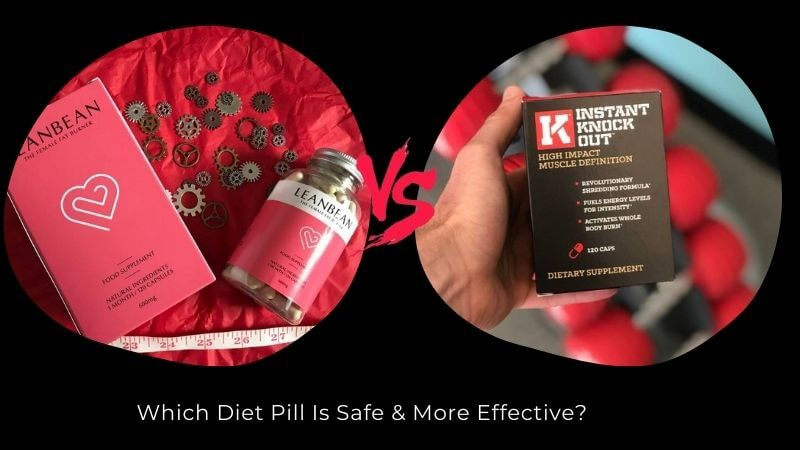 Instant Knockout vs Leanbean Review – Best Fat Burning Supplements 2020!