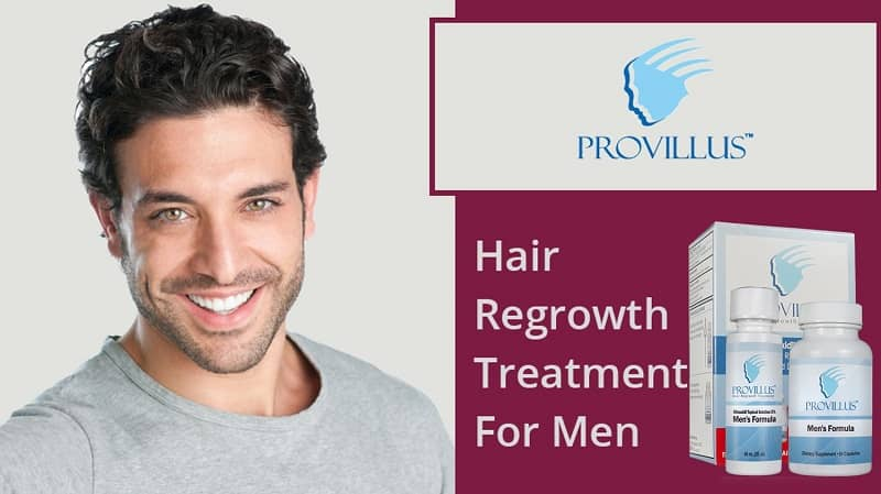 Provillus Before and After Results and Reviews | Regrow Your Hair