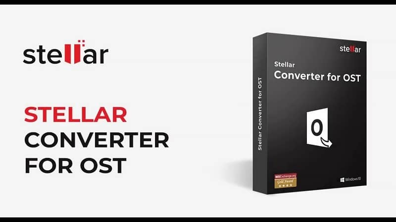 Stellar OST to PST Converter Tool [Free Unlimited OST to PST Converter]