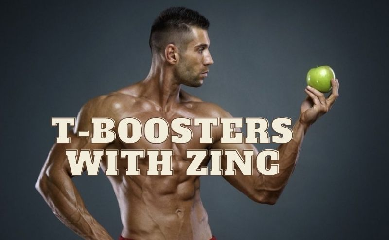 natural boosters with zinc