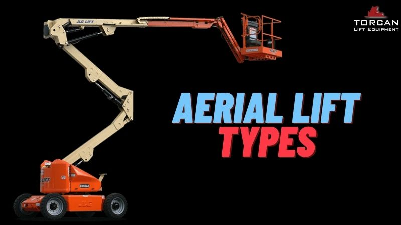 aerial lifts types
