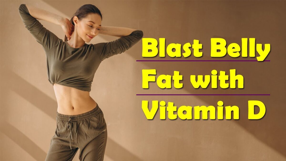 What Are The Magical Belly Fat Melting Vitamins?