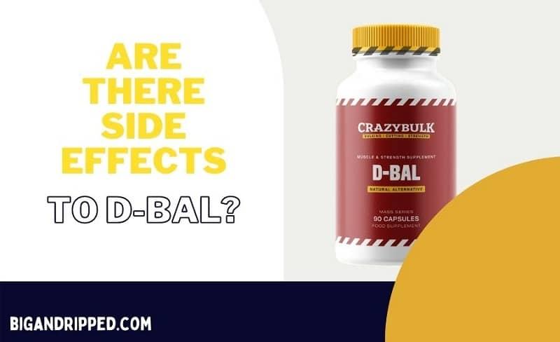 D Bal Crazy Bulk Side Effects