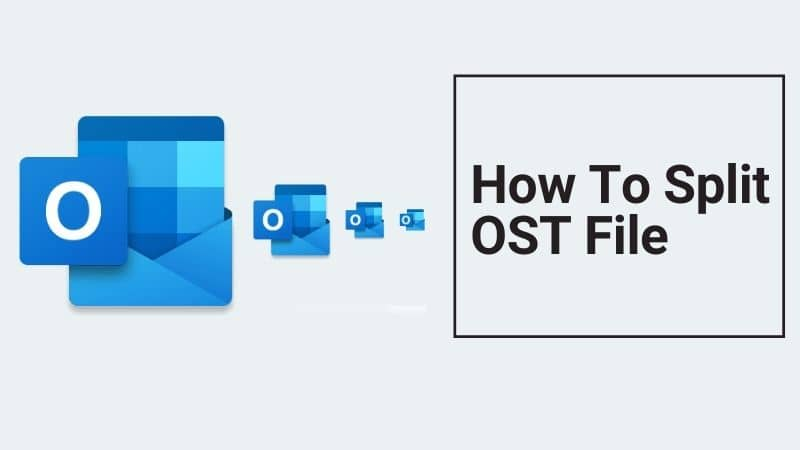 How To Split OST File