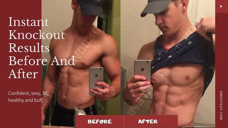 Instant Knockout Results Before And After: Does It Really Burn Fat?