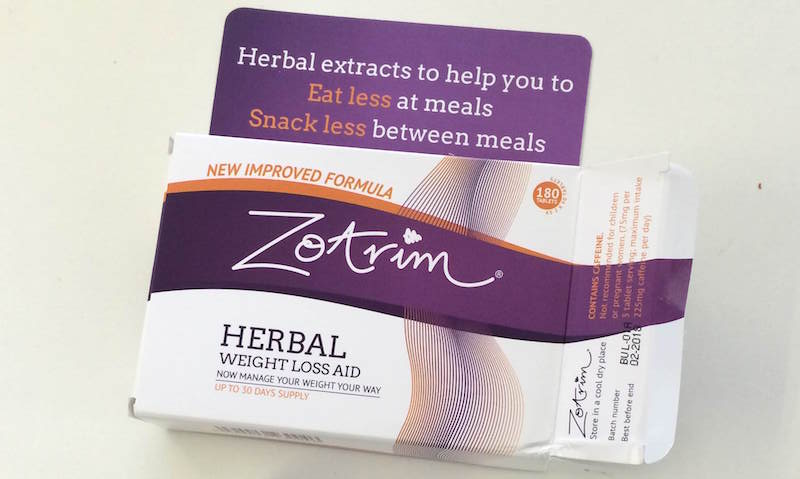 Zotrim Weight Loss Product