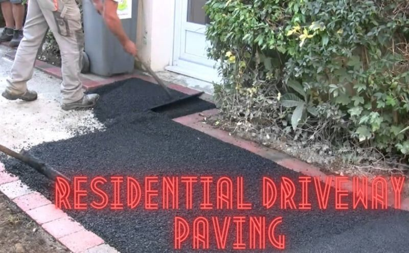What Are The Factors Involved in Residential Driveway Paving?