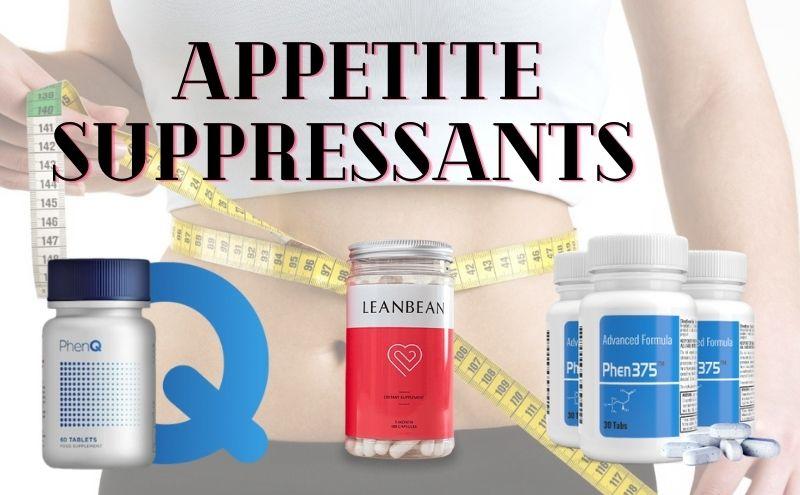 Best Appetite Suppressants That Work – PhenQ vs Leanbean vs Phen375!